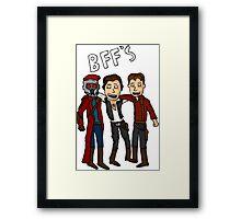 Best Friends Forever Framed Print