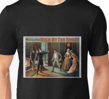 Performing Arts Posters Wm Gillettes Held by the enemy 2003 Unisex T-Shirt