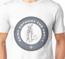 ST ANTHONY THE ABBOT Unisex T-Shirt