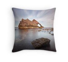 Bow Fiddle Long Exposure Throw Pillow