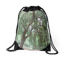 Weeping Willow  Drawstring Bag