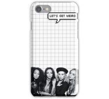 Get Weird x Little Mix iPhone Case/Skin