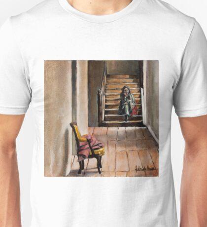 Quiet Chair Unisex T-Shirt