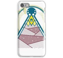 Abstract Mood IV iPhone Case/Skin