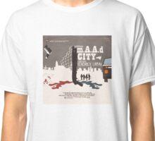 kendrick lamar maad city Classic T-Shirt