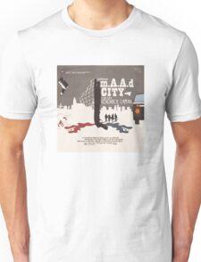 kendrick lamar maad city Unisex T-Shirt