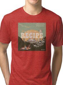 kendrik lamar recipe Tri-blend T-Shirt