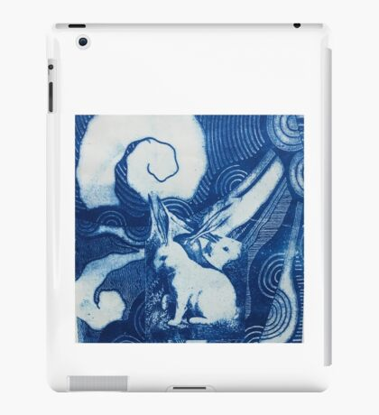 Bunny tales of Beyond the Blue iPad Case/Skin