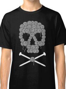 KNITTERS sugar skull Classic T-Shirt