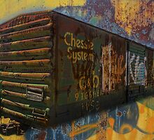 Rusty Chessie by sundawg7
