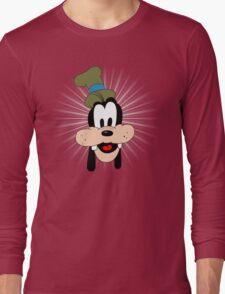 Goofy! Long Sleeve T-Shirt