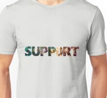 SUPPORT - League of Legends Unisex T-Shirt