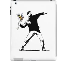 Rage Flower Bomber iPad Case/Skin