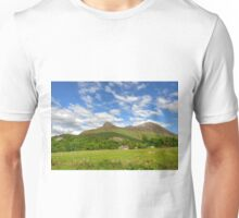 The Pap of Glencoe, Scotland Unisex T-Shirt