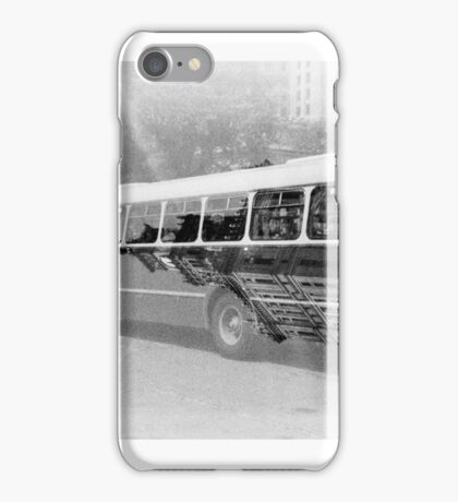 Warsaw Bus iPhone Case/Skin