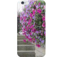 Flowering the municipal gazebo iPhone Case/Skin