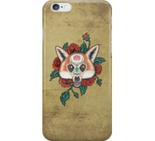 Daji iPhone Case/Skin