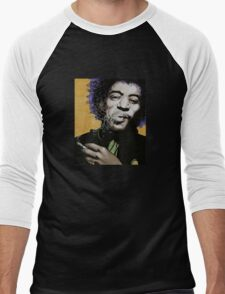 Jimi Men's Baseball ¾ T-Shirt