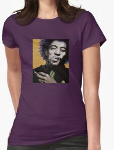 Jimi Womens Fitted T-Shirt
