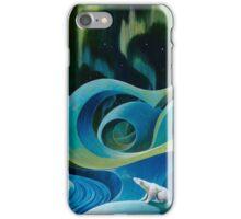 Free Floe Horizon Detail iPhone Case/Skin