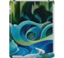 Free Floe Horizon Detail iPad Case/Skin