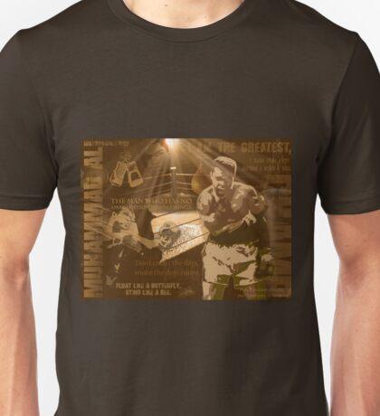 The Champ Ali Unisex T-Shirt