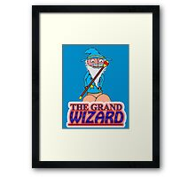The Grand Wizzard Framed Print