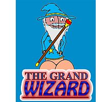 The Grand Wizzard Photographic Print