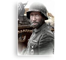 German Landser (Eastern Front) Canvas Print