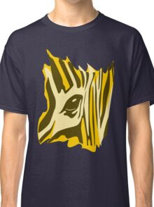 Animal skin Zebra Classic T-Shirt