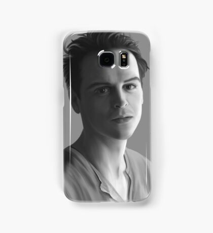 Andrew Scott as Jim Moriarty Samsung Galaxy Case/Skin