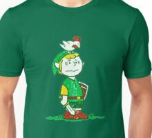ZELDA CHARLIE BROWN Unisex T-Shirt