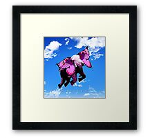Believe You Can Fly Framed Print