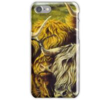 Highland Gathering iPhone Case/Skin