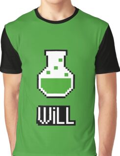will potion Graphic T-Shirt