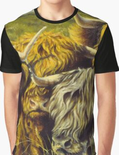 Highland Gathering Graphic T-Shirt