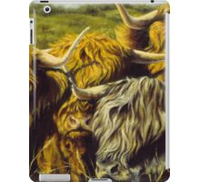 Highland Gathering iPad Case/Skin