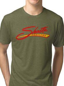 Shasta Vintage Trailers USA Tri-blend T-Shirt