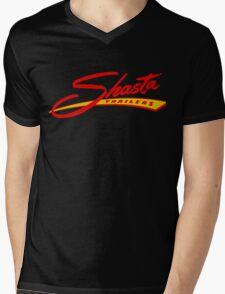 Shasta Vintage Trailers USA Mens V-Neck T-Shirt