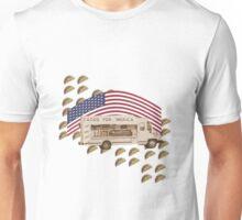 Tacos for 'Merica Unisex T-Shirt