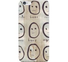Scenes From A Shopping Mall Incident iPhone Case/Skin