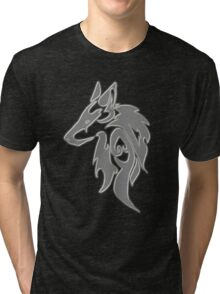 Wolfpack Silver Tri-blend T-Shirt