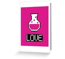 love potion Greeting Card