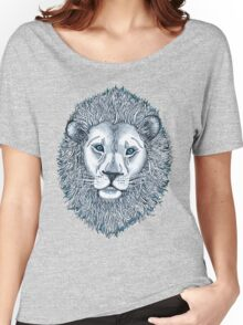 Blue Eyed Lion Women's Relaxed Fit T-Shirt