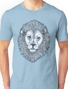 Blue Eyed Lion Unisex T-Shirt