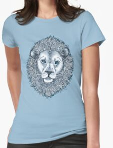 Blue Eyed Lion Womens Fitted T-Shirt