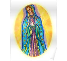 Virgin Mary Poster