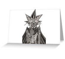 YU-GI-OH! #2 Greeting Card