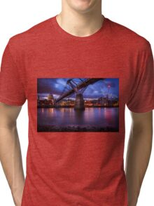 Bridge Of Differences Tri-blend T-Shirt