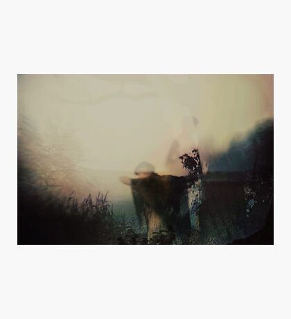 Arinaceous Seams  Photographic Print